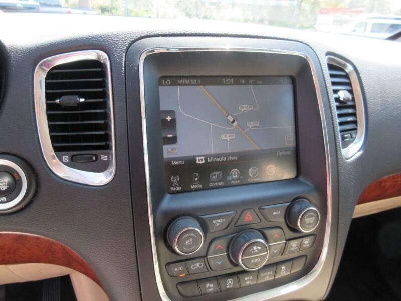 2016 Dodge Durango Limited 4dr SUV - Tyler TX