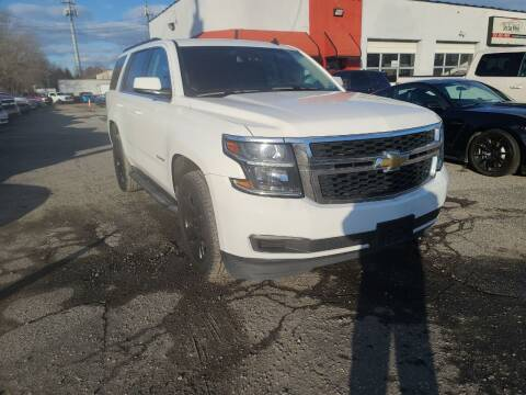 2015 Chevrolet Tahoe for sale at Best Buy Wheels in Virginia Beach VA