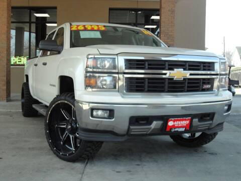 2014 Chevrolet Silverado 1500 for sale at Arandas Auto Sales in Milwaukee WI