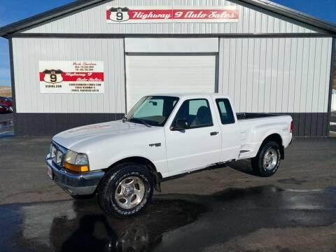 2000 Ford Ranger for sale at Highway 9 Auto Sales - Visit us at usnine.com in Ponca NE