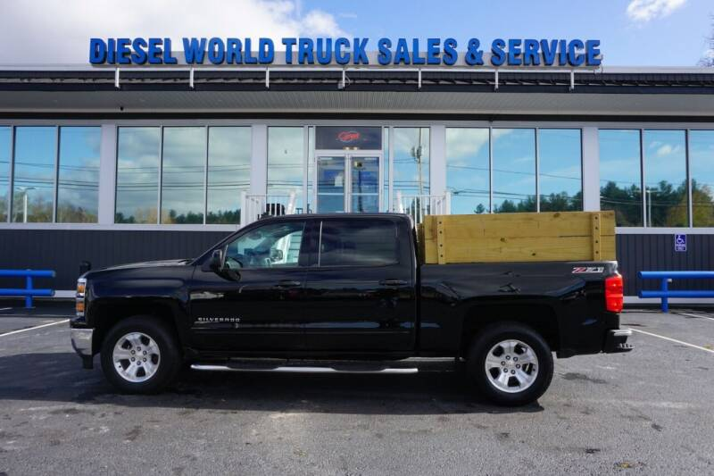 2015 Chevrolet Silverado 1500 for sale at Diesel World Truck Sales in Plaistow NH