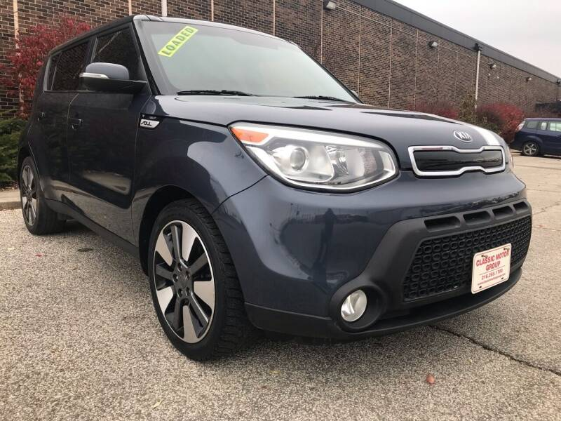 2014 Kia Soul for sale at Classic Motor Group in Cleveland OH