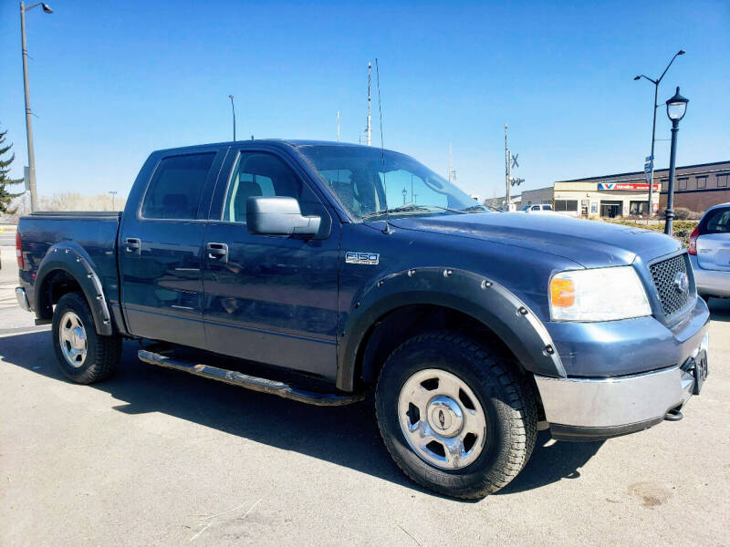 2005 Ford F-150 for sale at J & M PRECISION AUTOMOTIVE, INC in Fort Collins CO
