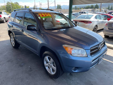 2008 Toyota RAV4 for sale at Low Auto Sales in Sedro Woolley WA