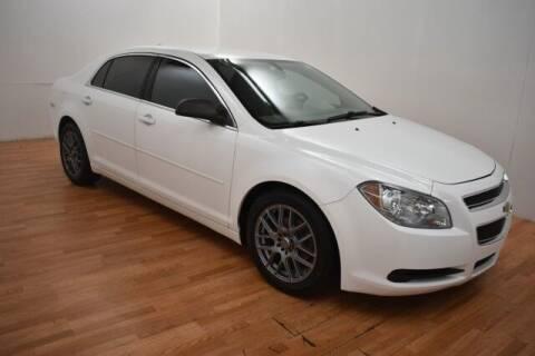 2012 Chevrolet Malibu for sale at Paris Motors Inc in Grand Rapids MI