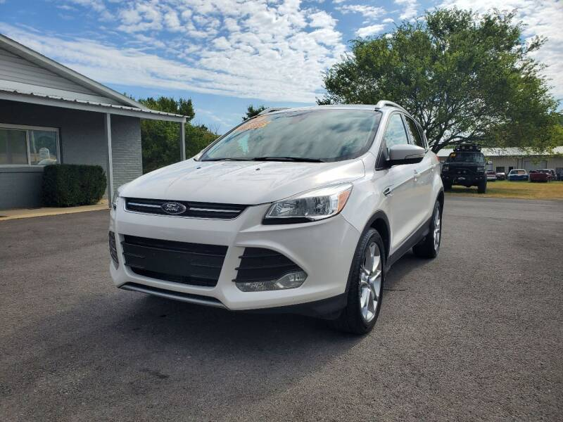 2014 Ford Escape for sale at Jacks Auto Sales in Mountain Home AR
