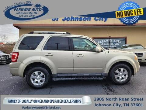 2012 Ford Escape for sale at PARKWAY AUTO SALES OF BRISTOL - PARKWAY AUTO JOHNSON CITY in Johnson City TN