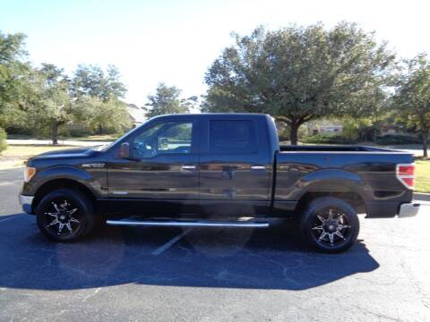 2011 Ford F-150 for sale at BALKCUM AUTO INC in Wilmington NC