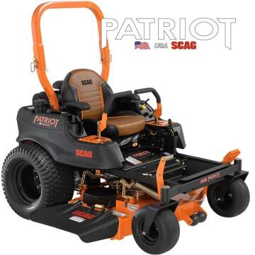 2021 Scag Patriot Z for sale at Ben's Lawn Service and Trailer Sales in Benton IL