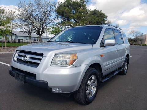 2006 Honda Pilot for sale at 707 Motors in Fairfield CA