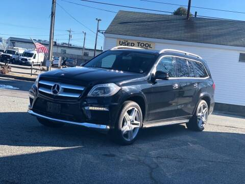 2014 Mercedes-Benz GL-Class for sale at HYANNIS FOREIGN AUTO SALES in Hyannis MA