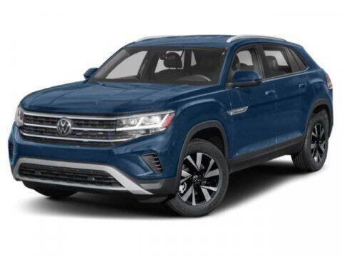 2021 Volkswagen Atlas Cross Sport for sale at Crown Automotive of Lawrence Kansas in Lawrence KS