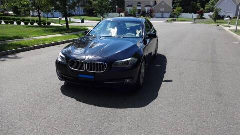 2013 BMW 5 Series for sale at Bricktown Motors in Brick NJ