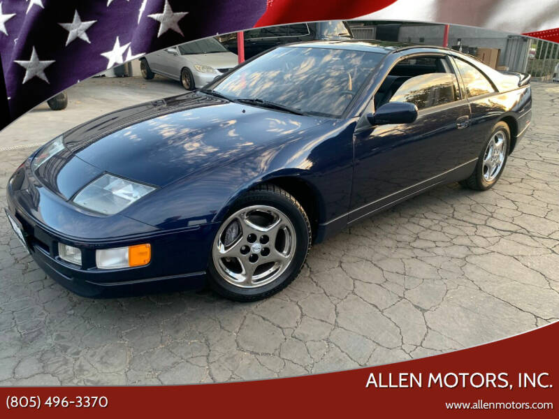 1990 Nissan 300ZX for sale at Allen Motors, Inc. in Thousand Oaks CA