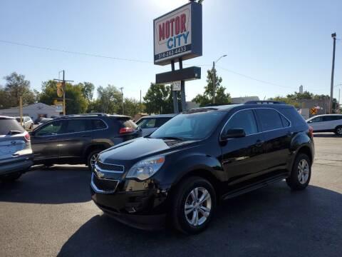 2015 Chevrolet Equinox for sale at Motor City Sales in Wichita KS