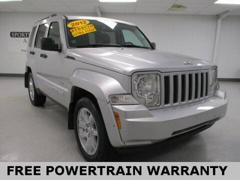 2012 Jeep Liberty for sale at Sports & Luxury Auto in Blue Springs MO