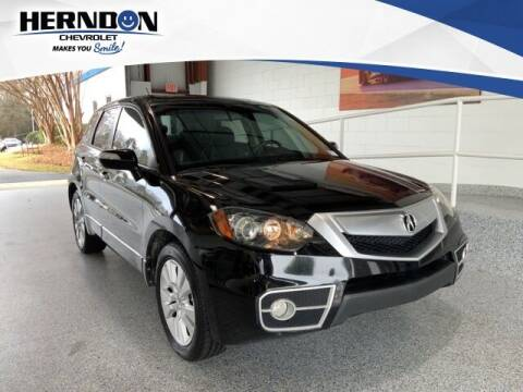 2010 Acura RDX for sale at Herndon Chevrolet in Lexington SC