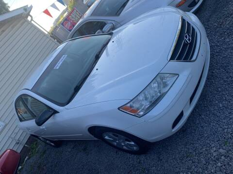 2009 Hyundai Sonata for sale at Trocci's Auto Sales in West Pittsburg PA