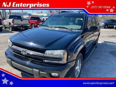 2005 Chevrolet TrailBlazer EXT for sale at NJ Enterprises in Indianapolis IN