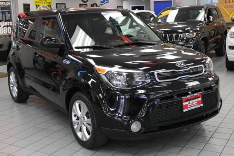 2016 Kia Soul for sale at Windy City Motors in Chicago IL