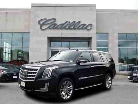 2019 Cadillac Escalade for sale at Radley Cadillac in Fredericksburg VA