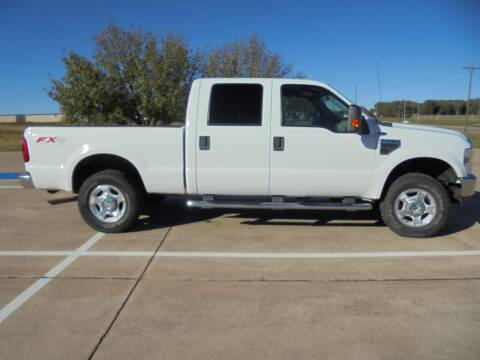 2010 Ford F-250 Super Duty for sale at MANGUM AUTO SALES in Duncan OK