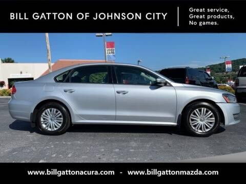 2014 Volkswagen Passat for sale at Bill Gatton Used Cars - BILL GATTON ACURA MAZDA in Johnson City TN