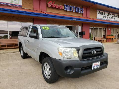 2005 Toyota Tacoma for sale at Ohana Motors in Lihue HI