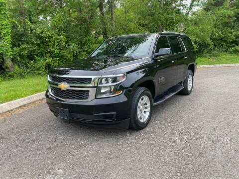2015 Chevrolet Tahoe for sale at Unique Auto Sales in Knoxville TN