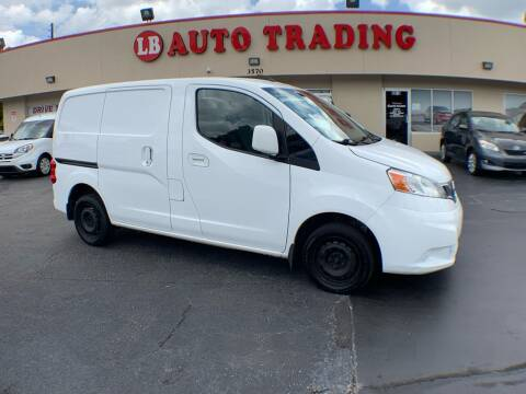2013 Nissan NV200 for sale at LB Auto Trading in Orlando FL