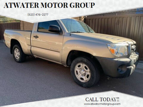 2006 Toyota Tacoma for sale at Atwater Motor Group in Phoenix AZ