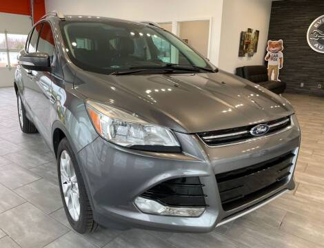 2014 Ford Escape for sale at Evolution Autos in Whiteland IN