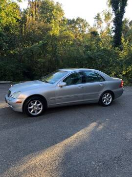 2002 Mercedes-Benz C-Class for sale at All American Imports in Arlington VA