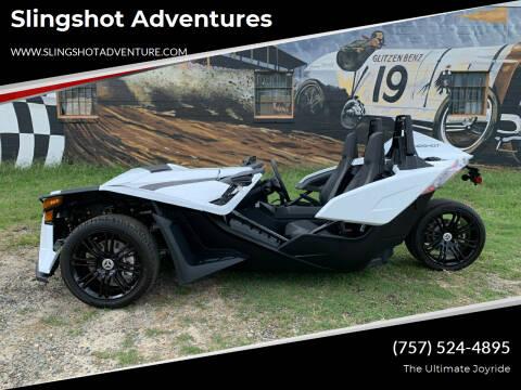 2019 Polaris Slingshot S for sale at Slingshot Adventures in Virginia Beach VA
