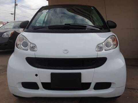 2012 Smart fortwo for sale at Auto Haus Imports in Grand Prairie TX