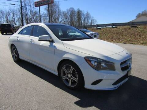 2018 Mercedes-Benz CLA for sale at Specialty Car Company in North Wilkesboro NC