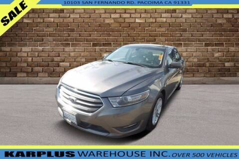 2014 Ford Taurus for sale at Karplus Warehouse in Pacoima CA