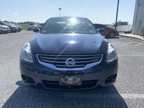2010 Nissan Altima for sale at King Motors featuring Chris Ridenour in Martinsburg WV