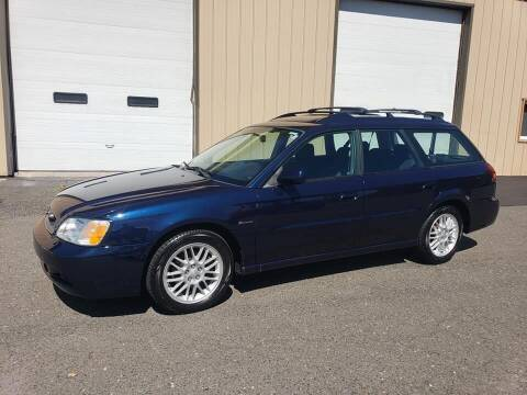 2004 Subaru Legacy for sale at Massirio Enterprises in Middletown CT