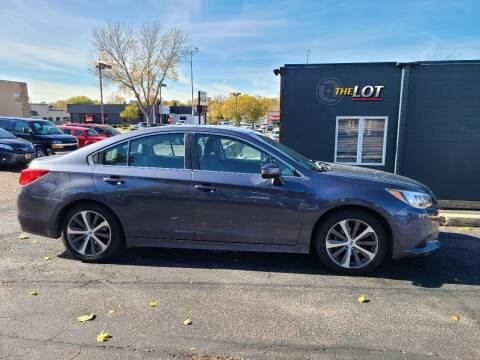 2017 Subaru Legacy for sale at THE LOT in Sioux Falls SD