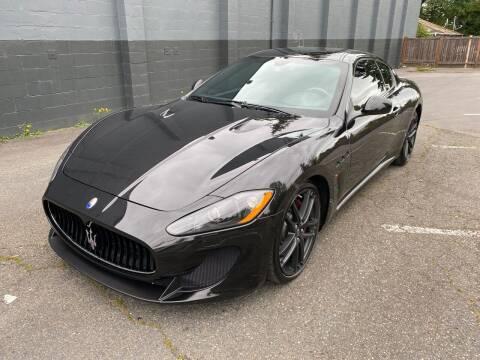 2012 Maserati GranTurismo for sale at APX Auto Brokers in Lynnwood WA
