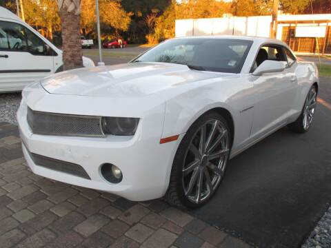 2015 Chevrolet Camaro for sale at Affordable Auto Motors in Jacksonville FL