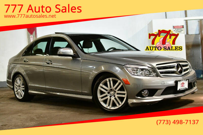 2009 Mercedes-Benz C-Class for sale in Bedford Park, IL
