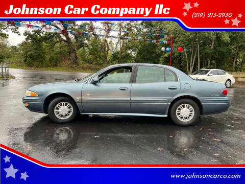2002 Buick LeSabre for sale at Johnson Car Company llc in Crown Point IN