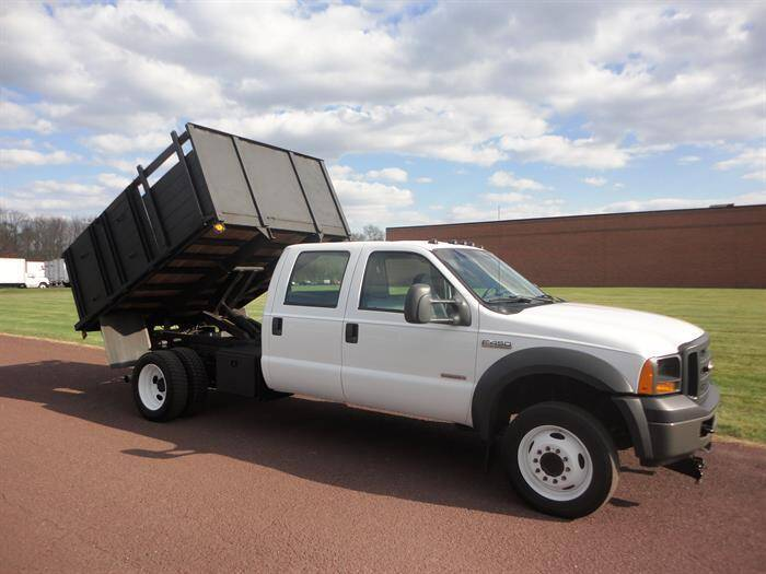 2006 Ford F-450 Super Duty for sale in Hatfield, PA