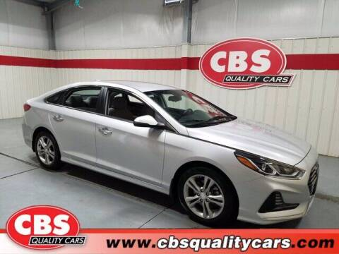2018 Hyundai Sonata for sale at CBS Quality Cars in Durham NC