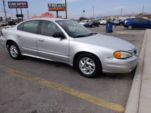2004 Pontiac Grand Am for sale at Car Spot in Las Vegas NV