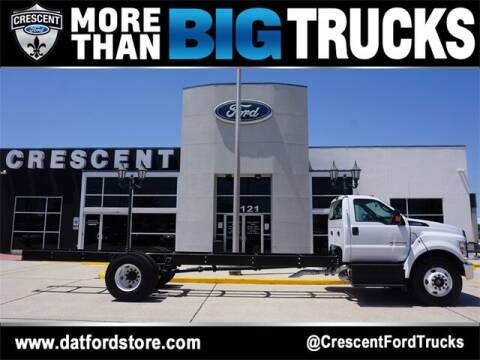 2021 Ford F-650 Super Duty for sale at Crescent Ford in Harahan LA