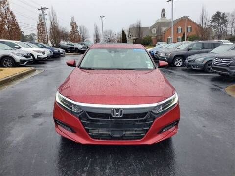 2018 Honda Accord for sale at Southern Auto Solutions - Lou Sobh Honda in Marietta GA