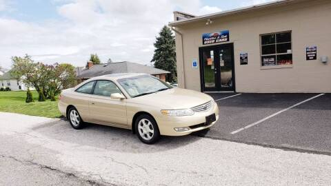 2003 Toyota Camry Solara for sale at Hackler & Son Used Cars in Red Lion PA
